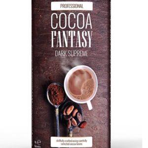 Какао 1kg Cocoa Fantasy Dark Supreme